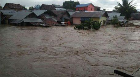 22.655 Jiwa Terdampak Banjir di Bolaang Mongondow