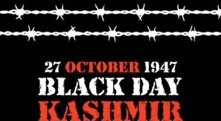 Black Day, Titik Awal Derita Tak Berujung Muslim Kashmir