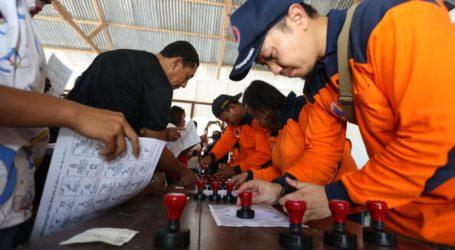 BNPB Sosialisasikan Metode Evakuasi Mandiri di Kepulauan Aru