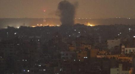 Israel Lancarkan Serangan Baru ke Gaza Jumat Dini Hari
