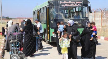 PBB : 94.000 Warga Suriah Telah Kembali ke Rumah
