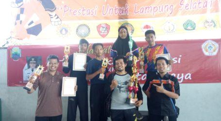"Alumni-Alumni Al-Fatah Raih Prestasi pada ""Kejuaraan Silat IPSI Lampung Selatan 2019"""