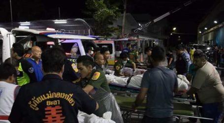 Penyerang Tewaskan 15 Warga Muslim di Thailand Selatan