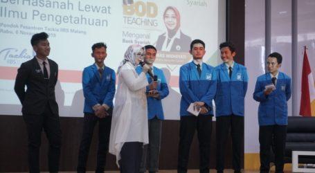 Tingkatkan Literasi Keuangan Syariah 250 Pelajar, BNI Syariah Gelar Direksi Mengajar