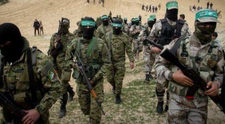 Hamas Gagalkan Upaya Tiga Tersangka Bersenjata di Gaza
