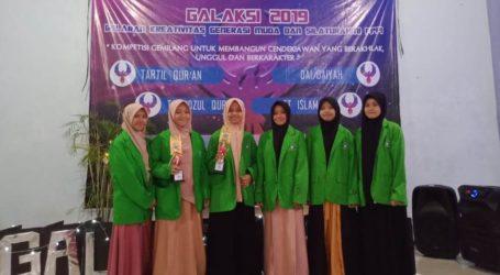 Mahasiswi SQABM Juara I Tahfidz Al-Qur'an se-Lampung