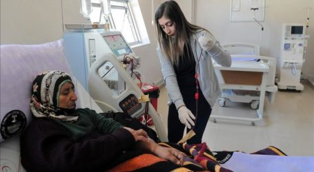 Pesepakbola Turki Donasikan Mesin Dialisis