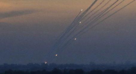 Israel kembali Lancarkan Serangan Udara Ke Gaza