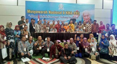 HM Suaib Didu Ketua Umum KMA-PBS 2019-2023