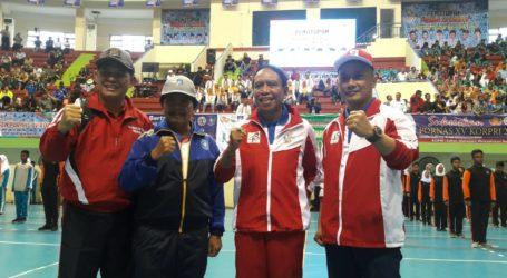 Jawa Barat Juara Umum Pornas Korpri 2019