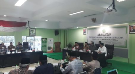 Taiwan Serahkan Bantuan Rp.5 M untuk Palu Melalui MUI