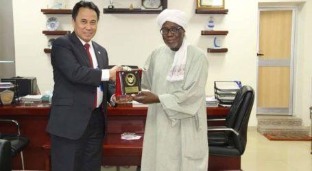 Dubes RI Khartoum Dorong Penguatan Kerjasama Pendidikan Indonesia-Sudan