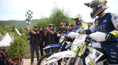 Menpora Buka Kejuaraan Uncle Hard Enduro di Kalimantan Selatan