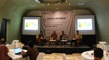 MES-BEI Selenggarakan Sharia Business Forum Pertama di Indonesia