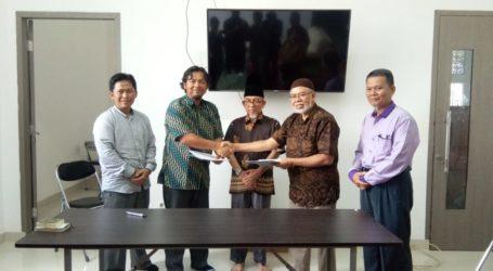 Al-Fatah Lampung dan PT CAN Tandatangani Kerjasama Olah Tanah Waqaf