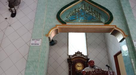Jama'ah Muslimin (Hizbullah) Jakbar Adakan Tablig di Jembatan Genit