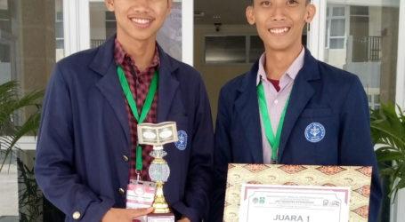 Mahasiswa IPB Ciptakan Aplikasi Sahabat Quran