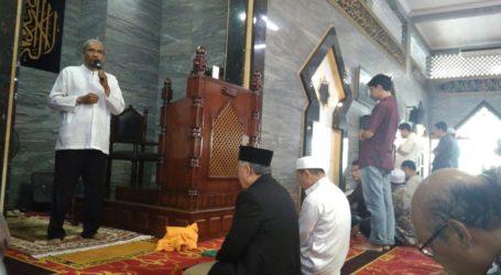 Dari Masjid ke Masjid, MER-C Sosialisasikan Pembangunan RS Indonesia di Gaza