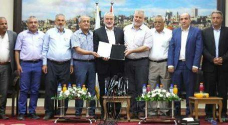 Hamas Undang Faksi-Faksi di Gaza Bahas Pemilu