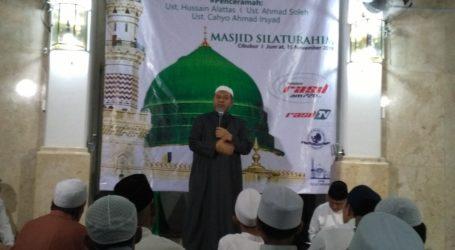 Husein Alattas: Nabi Muhammad Suri Tauladan Semua Ummat