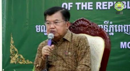 JK Apresiasi PM Kamboja Atas Perhatiannya Terhadap Warga Muslim