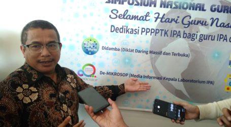 Ratusan Guru IPA Se-Indonesia Ikuti Simposium Nasional di Jakarta