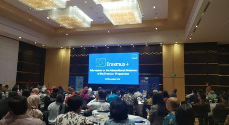 Uni Eropa Adakan Sosialisasi Dimensi Internasional Program Erasmus Plus