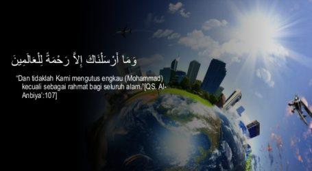 Khutbah Jumat: Islam Rahmatan Lil Alamin dan Hidup Berjama'ah