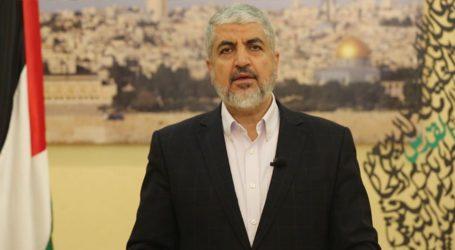 Misy'al: Krisis di Timur Tengah Berdampak Negatif Bagi Palestina