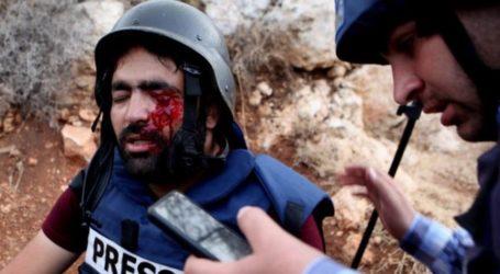 Jurnalis Sedunia Kecam Israel Tembak Jurnalis Palestina