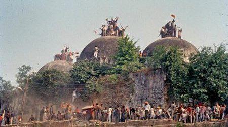 Pakistan Kecam Pembangunan Kuil di Situs Masjid Babri