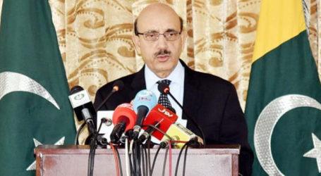 Presiden Azad Kashmir Masood Khan Bicara Krisis Kashmir (Bag.2)
