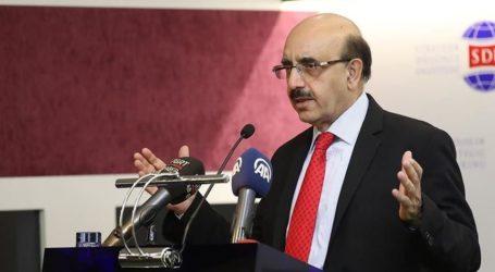 Presiden Azad Kashmir Masood Khan Bicara Krisis Kashmir (Bag.3)