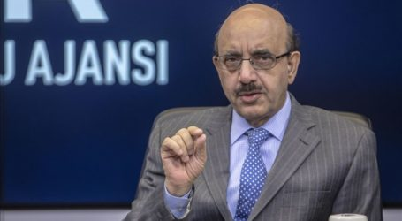 Presiden Azad Kashmir Masood Khan Bicara Krisis Kashmir (Bag.1)