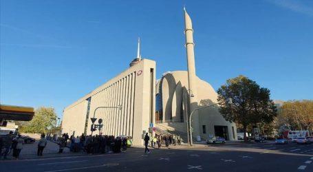 Masjid di Cologne Jerman Dievakuasi karena Ancaman Bom