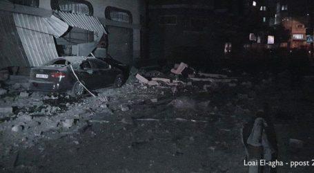 Setelah Bunuh Pemimpin Jihad Islami Gaza, Zionis Tutup Semua Pintu Penyeberangan