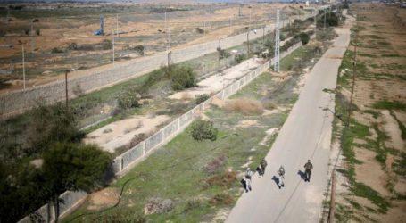 Hamas Tempatkan Pasukan Lebih Banyak di Perbatasan dengan Mesir