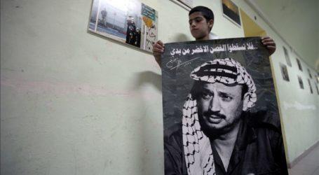 Sebelum Wafat, Yasser Arafat Minta Turki Pertahankan Al-Quds