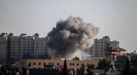 Israel Umumkan Operasi Sabuk Hitam Berakhir