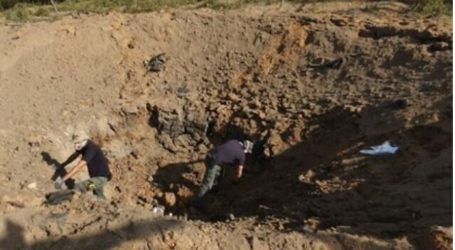 Pejuang Gaza Buat Roket Besar Baru, Israel Terkejut