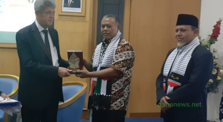 Al-Shun: Kemerdekaan Palestina Isu Utama Dunia