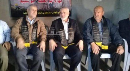 Pemimpin Hamas dan Jihad Islam Rekonsiliasi