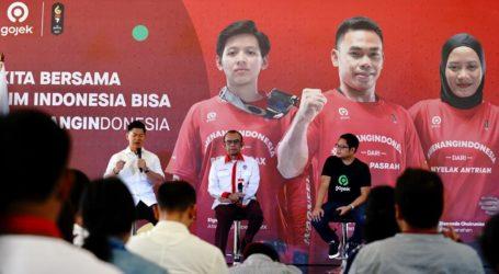 Gojek Dukung Atlet Indonesia di SEA Games 2019 Filipina