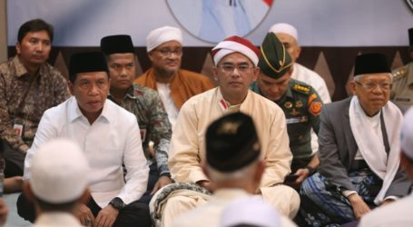 Wapres Hadiri Acara Maulid dan Haul Alhabib Salim bin Jindan