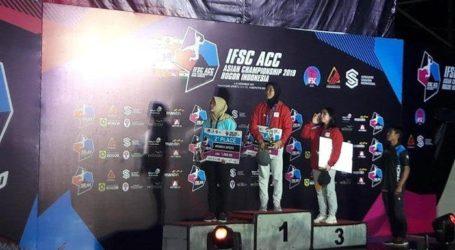 Indonesia Raih Sukses di Kejuaraan Panjat Tebing Asia