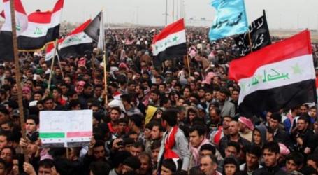 Amnesty International Desak Semua Pihak Hentikan 'Pertumpahan Darah' di Irak