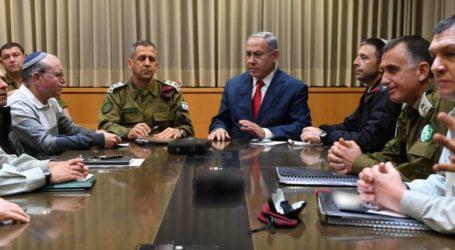 Kabinet Israel Ambil Keputusan 'Operasional' untuk Gaza