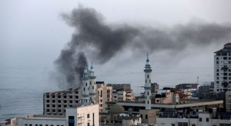 Israel Lanjutkan Agresi, Serangan Roket Balasan dari Gaza