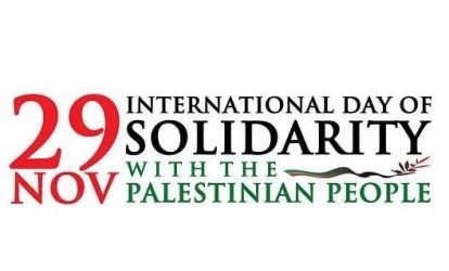 Memaknai Hari Solidaritas Internasional untuk Palestina