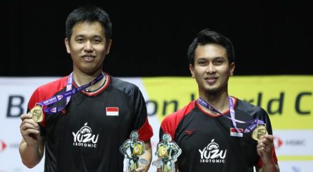 Indonesia Raih Prestasi di BWF World Tour Finals 2019